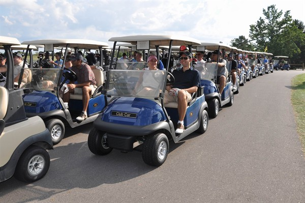 News from the Community Opportunity Center - golf_with_many_carts